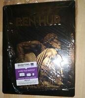 [Blu-ray] Ben Hur (1959) Steelbook - TRÈS BON ÉTAT