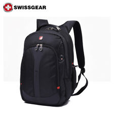 Swissgear Waterproof Laptop Backpack Computer School Bag Travel Hiking Sport Bag