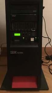 IBM Serveur AS/400e TYPE 9401 QIC-2GB-DC
