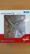 Herpa 529648 - 1/500 Airbus a330-200 - American Airlines-NUOVO