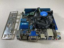 COMBO ASUS P8H61-I R2.0 ITX MOTHERBOARD LGA 1155 + i5-3550 3.30GHz + 8GB DDR3