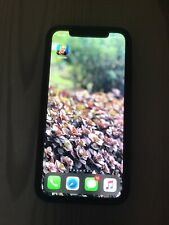 iphone X Black 64GB with Fortnite installed, Unlocked and as good as new