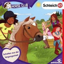 CD * SCHLEICH - HORSE CLUB - CD 2 - SCHATTEN VERGANGENHEIT HÖRSPIEL # NEU OVP §
