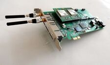Atcom AXE4G2 Quad Band GSM PCIE Asterisk Card with 2 GSM Channel Module