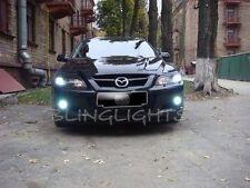 2005-2007 Mazdaspeed 6 Xenon Halogen Fog Lamps Driving Lights foglights Kit