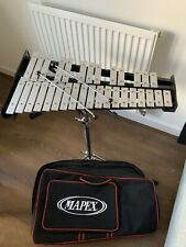 Mapex Glokenspiel With Case And Stand Musical Instrument