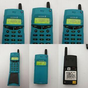 CELLULARE ERICSSON T10 VERDE GSM NUOVO UNLOCKED SIM FREE DEBLOQUE NEU NEW