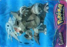 POKEMON ADVANCED CARD HOLO 3D 2004 (PANINI) #26 ARON LAIRON AGGRON GALEKING