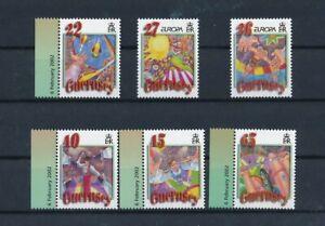 D119120 Guernsey MNH Europa CEPT 2002 Circus