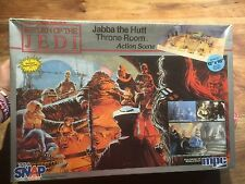 MPC STAR WARS Return of the Jedi Jabba the Hutt Throne Room Golden Opportunity