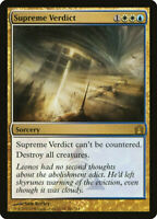 Supreme Verdict x1 1x Return to Ravnica MTG Magic the Gathering Card x 1 1 x
