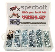 120pc Honda Elsinore Bolt Kit CR 125 250 MR MT Vintage CR125 CR250 MAINTENANCE