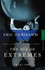 Age of Extremes, 1914-1991 by Eric Hobsbawm (1995, Trade Paperback)