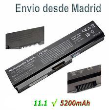 Batería TOSHIBA PA3636U-1BRL PA3817U-1BRS PA3817U-1BAS PA3634U-1BAS PA3634U-1BRS