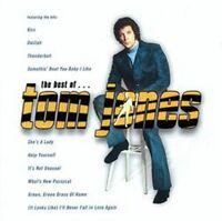 Tom Jones - The Very Best Of Tom Jones (NEW CD)