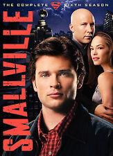 Smallville - The Complete Sixth Season (DVD, 2007, 6-Disc Set)