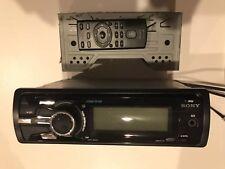 SONY DSX-MS60 MARINE FM / AM DIGITAL RADIO MEDIA PLAYER W / IPOD & USB  BOAT