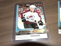 2017-18  SP Authentic Young Guns Update #511 dominic toninato