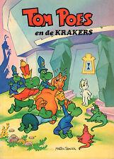 TOM POES EN DE KRAKERS - Marten Toonder