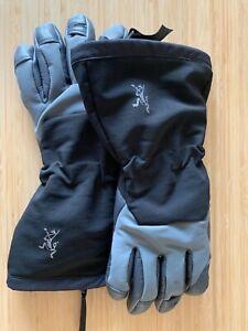 Arcteryx goretex winter gloves small