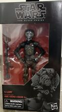 Star Wars Black Series 4-LOM Empire Strikes Back Bounty Hunter