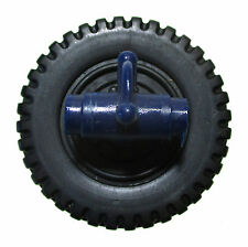 G.I. Joe/Cobra Part_1984 ASP Assualt System Pod Wheel W/ Knuckle Joint Connector