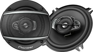 """NEW Pioneer TS-A1370F 150 Watts 5.25"""" 3-Way Coaxial Car Audio Speakers 5-1/4"""""""