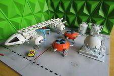 Space 1999 12 inch  Eagle Transporter diorama custom build Sixteen 12