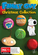 Family Guy - Christmas Collection : NEW DVD