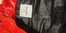 New Men's Montcler Coat (Red) # 2/ Medium - Puffer type With Tags!!!!