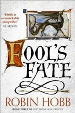 Fool's Fate (the Tawny Man Trilogy, Book 3) Hobb  Robin 9780007588978