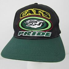 Cats Pride 2000 Arctic Cat Snowmobile Motorsports Racing Snapback Hat Black Cap