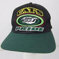 Cats Pride 2000 Arctic Cat Snowmobile Motorsports Racing Snapback Hat Black Cap
