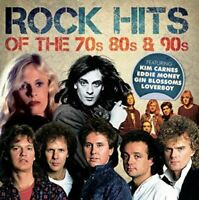 Rock Hits Of The 70's 80's & 90's / Various [Audio CD] VARIOUS ARTISTS