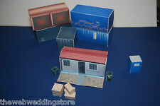 HO/OO shipping containers - card kits made by us - Cut and Glue - Suit wargaming