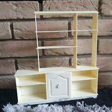Pedigree Sindy living room shelf display unit Furniture