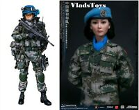 Y23-07 1//6 scale DAMTOYS Chinese UN Peacekeeper Female-WRISTBAND X2