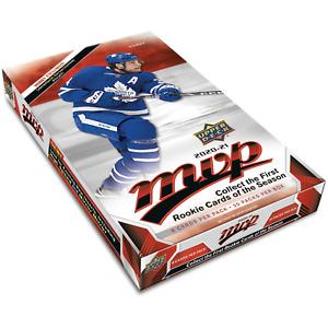 Upper Deck - 2020-21 - Hockey - MVP - Sealed Hobby Box