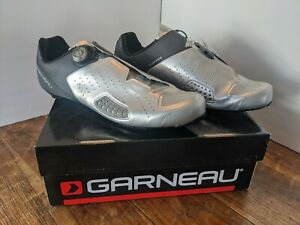 Louis Garneau Carbon LS-100 III road shoes size 46 US 12.5 New in box