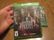 THE INVISIBLE HOURS XBOX ONE NEW FACTORY SEALED RARE