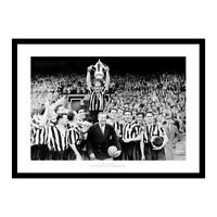 Newcastle United 1955 FA Cup Final Team Photo Memorabilia (723)