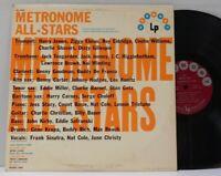 various artists LP Metronome All Stars on Harmony