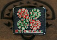 Disney Polynesian Tiki - Mele Kalikimaka - Fantasy Pin - Trader Sam's - Black