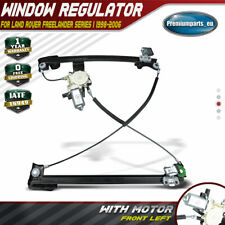 Window Regulator With Motor for Land Rover Freelander 1 1998-2006 Front Left