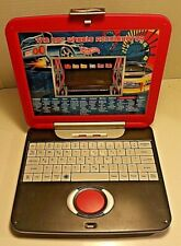 Hot Wheels Accelerator Electronic Learning Computer Laptop Tested/Works No Mouse