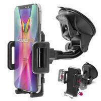 Universal Handy Halterung Auto KFZ Halter für Apple iPhone Samsung Huawei Sony