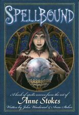 new Spellbound Spell Book by Anne Stokes wicca pagan