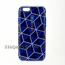 Speck CandyShell Inked Hard Case for iPhone 6s Plus & iPhone 6 Plus (Cube Blue)
