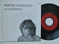 MARTINE CLEMENCEAU Ma confession 2056845  Discotheque RTL