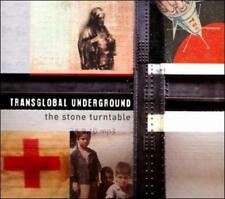 TRANSGLOBAL UNDERGROUND ‎– THE STONE TURNTABLE (NEW/SEALED) CD